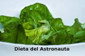 Adelgazar 3 kilos en 3 días con la dieta del astronauta
