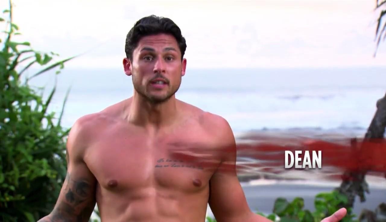 Dean Ralph Ex On The Beach