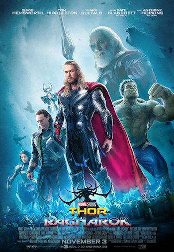 Thor Ragnarok 2017 Dual Audio Hindi Full Movie Download