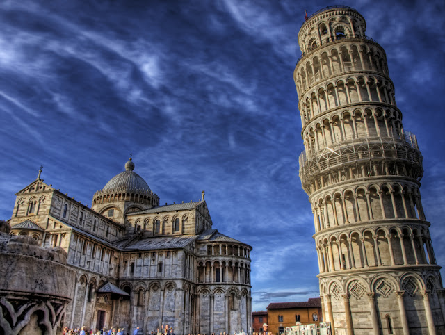Leaning Tower Pisa