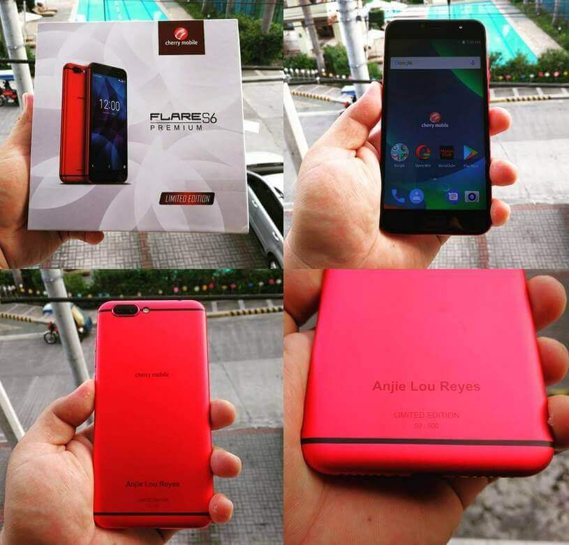 Cherry Mobile Outs Limited Edition Flare S6 Premium; Deca Core, 4GB RAM, Dual 13MP Sony Main Cam