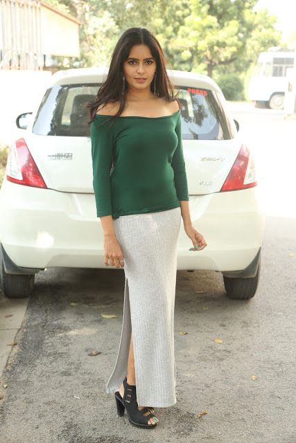 Actress Madhumitha Krishna Hot Stills