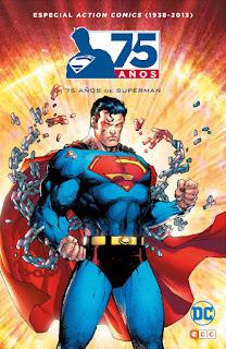 Action Comics (1938-2013): 75 años de Superman