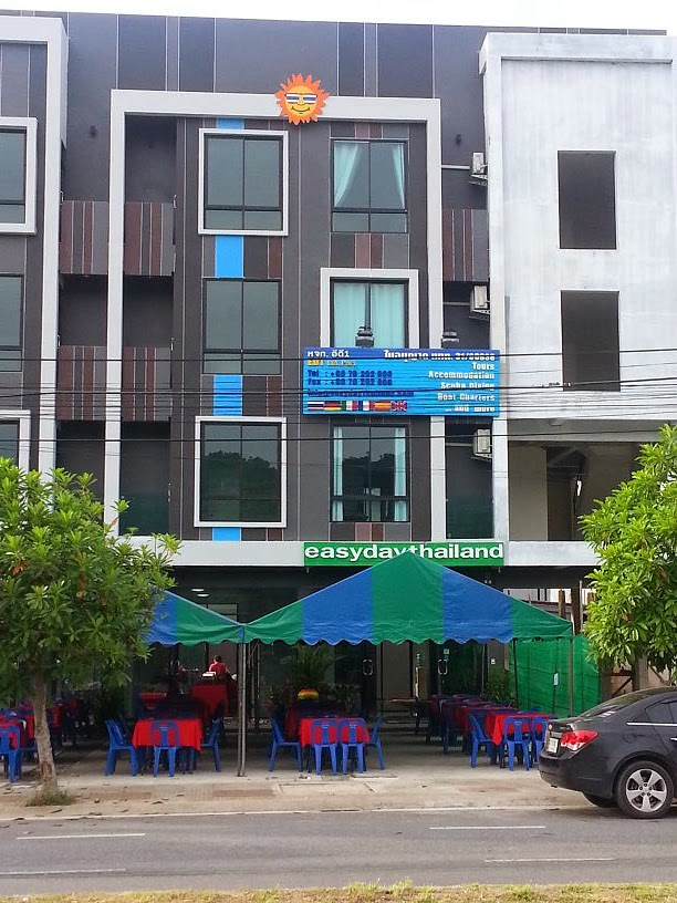 New Easy Day Thailand Office in Kathu, Phuket