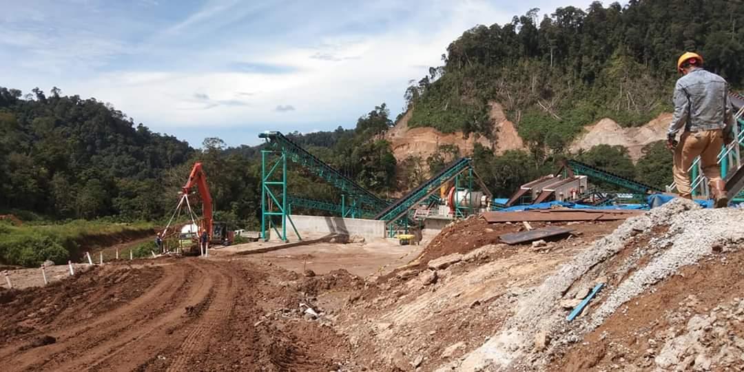 Proyek PLTA Batang Toru