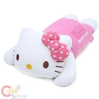 Gambar Bantal Hello Kitty 5