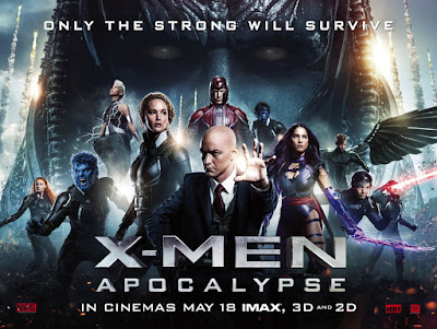 Bioskop Box Office Paling Seru - X-Men: Apocalypse