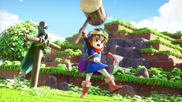 Dragon Quest Builders llegará en primavera del año que viene a Switch