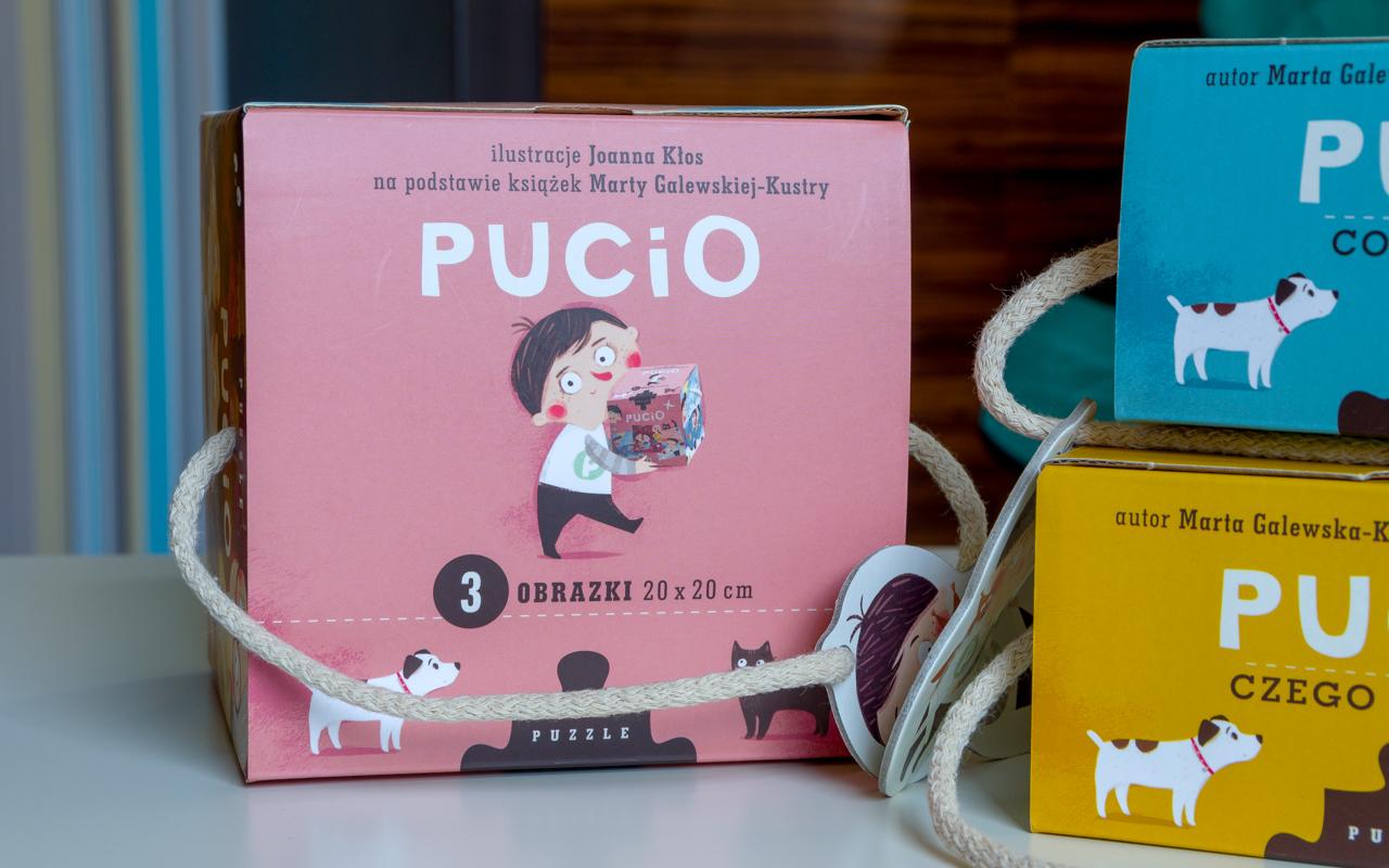 Pucio 3w1