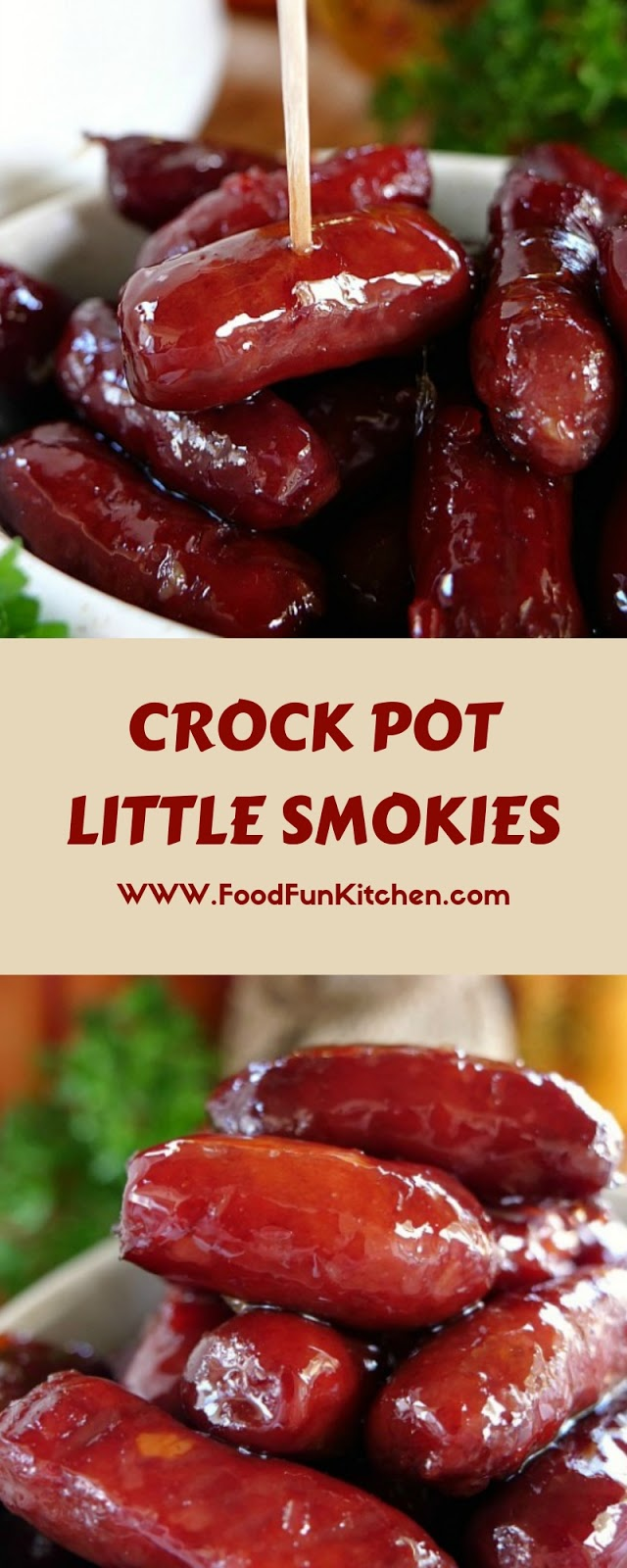 CROCK POT LITTLE SMOKIES