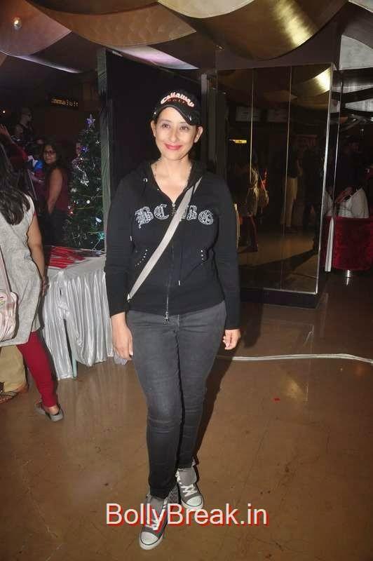 Manisha Koirala snapped at a screening of PK in Mumbai, Sunny Leone, Neha Dhupia, Sonakshi Sinha Snapped At DIfferent Events