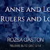 Release Blitz - Anne and Louis: Rulers and Lovers by Rozsa Gaston