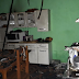 Incêndio destrói casa no jardim Monte Líbano