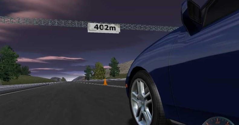 Game Simulasi Mengendarai Mobil Balap - Racer ...