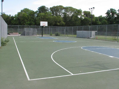 Basketball Court Buzzards Bay