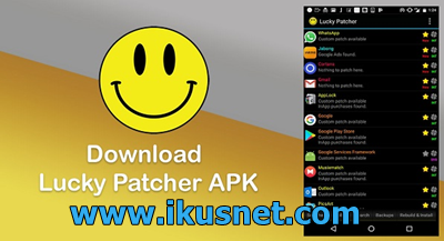 Download Lucky Patcher PRO v8.2.0 MOD Apk Tanpa Root Terbaru 2019