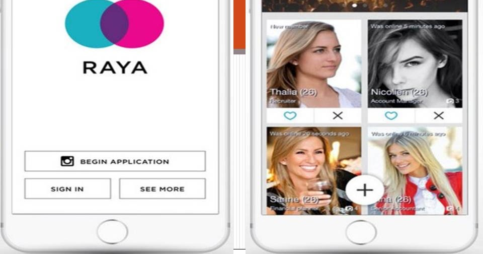 exclusive dating app raya