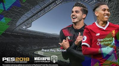 PES 2009 Ultra Patch 2018 Season 2017/2018