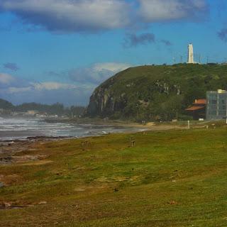 Morro do Farol, em Torres