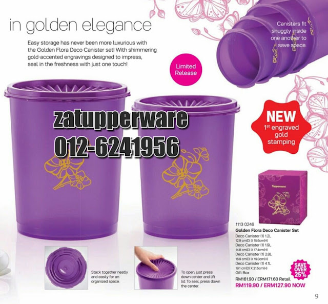Tupperware Mini Catalogue 6th - 31st March 2017
