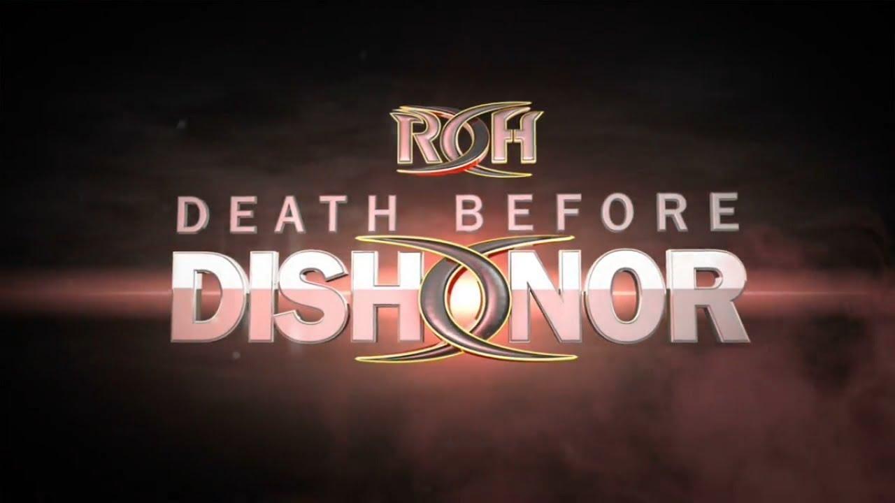 O Melhor do ROH Death Before Dishonor será transmitido em PPV