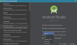Cara Mudah Clone Project Android dari Github
