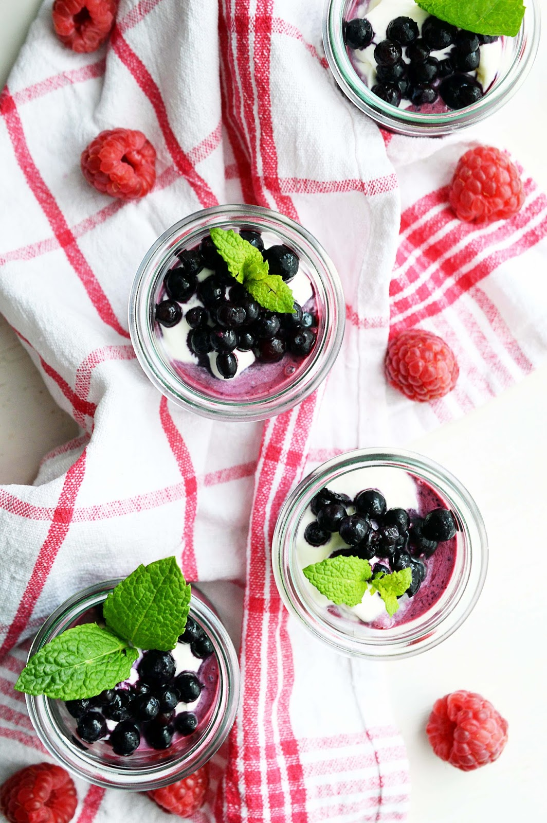 Berry Instant Frozen Yoghurt Recipe | Motte's Blog