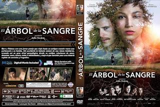 CARATULAEL ARBOL DE SANGRE - THE TREE OF BLOOD - 2019