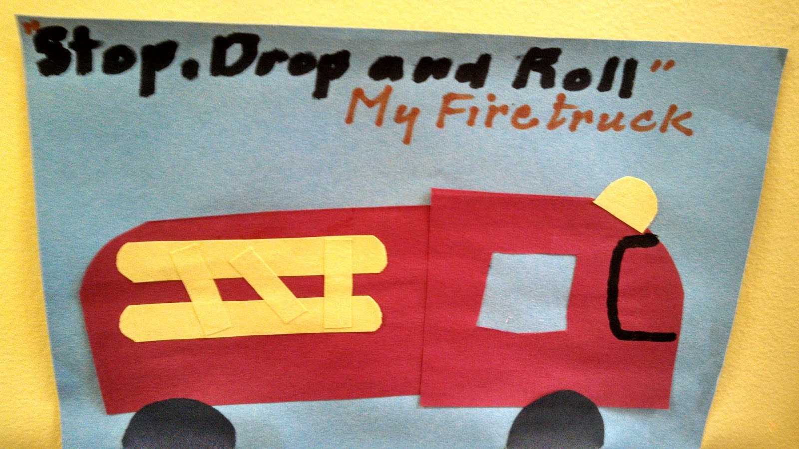 Sunflower Station Preschool Stop Drop And Roll