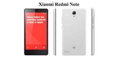 Harga Xiaomi Redmi Note baru, Harga Xiaomi Redmi Note bekas, Spesifikasi Xiaomi Redmi Note