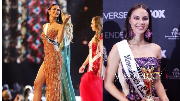 Catriona Gray hailed as 'frontrunner' for Miss Universe crown
