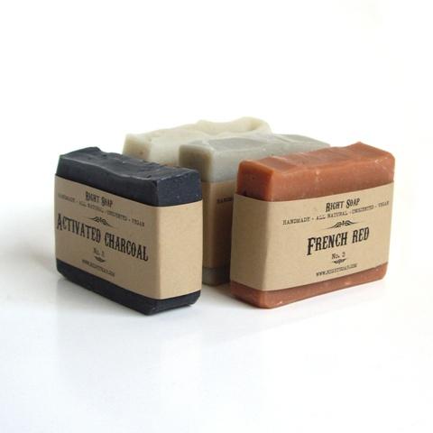 All Natural Soap Unscented Soap Handmade Soap Vegan Soap