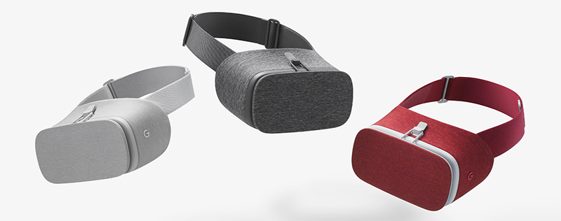 Google Daydream View VR And Chromecast Ultra Announced Too!