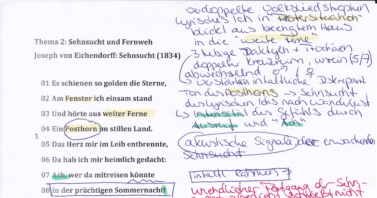Gedicht Goethe Lebenslauf