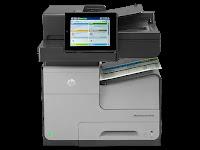 HP OfficeJet Enterprise Color MFP X585