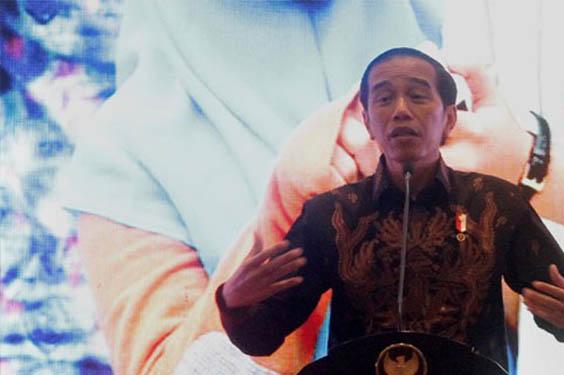 Presiden Jokowi Memerintahkan Tembak di Tempat Kepada Bandar Narkoba