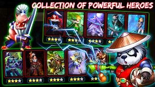 Defender Heroes  v1.1 Mod