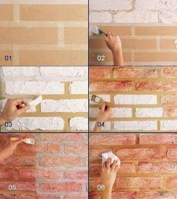 Ideas para pintar las paredes de tu casa construccion y - Ideas para pintar la casa ...
