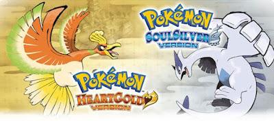 Pokemon Heartgold y Soulsilver, NDS, Español, Mega, Mediafire