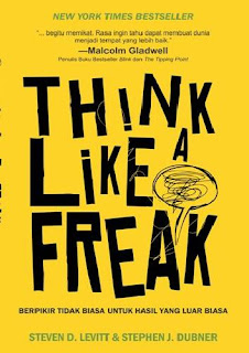 Review Think Like A Freak