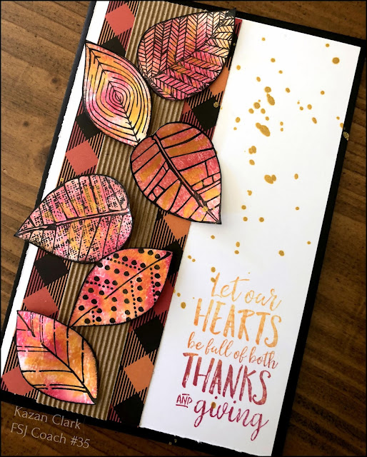 #fall #cards #stamping #babywipestechnique #FSJ #funstampersjourney
