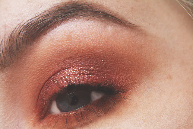 Burnt Orange Smokey Eye || Makeup Look