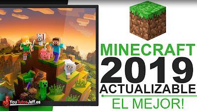 como descargar minecraft ultima version 2019