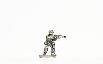 KNK4   Standing, firing SKS carbine