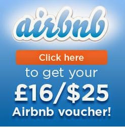 Cupon de viajes Airbnb