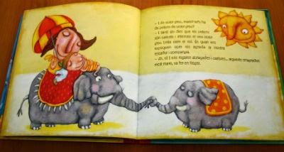 libro infantil Mama, ¿de qué color son los besos?