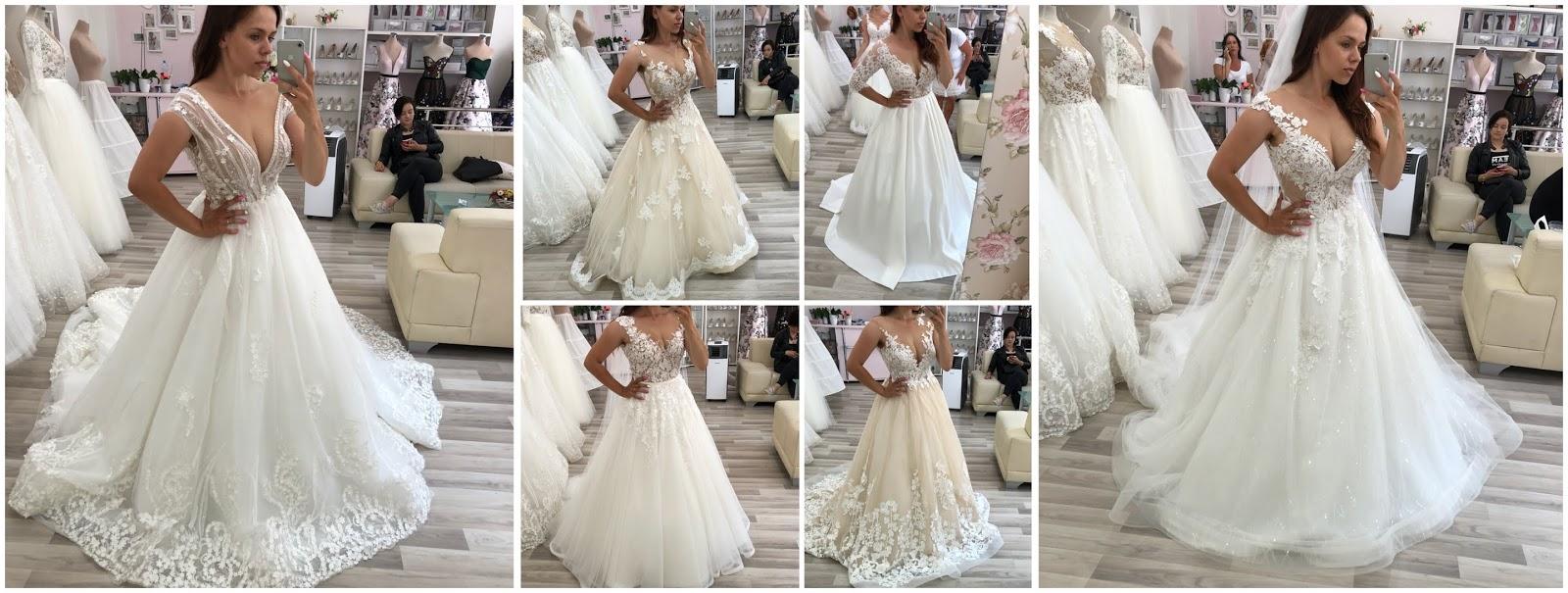 SVATEBNÍ SALON BELLA BRNO│Můj výběr svatebních šatů - Angelina ... 01dd4fbe077