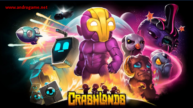 Crashlands APK Android