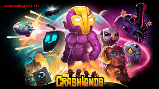 Game Crashlands APK Android v1.2.15 Free Download
