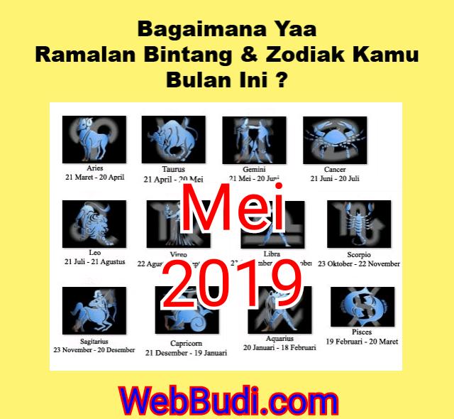 Horoskop Ramalan Zodiak Terbaru Bulan Ini Mei